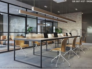 Project: OF1718 Office/ Bel Decor bởi Bel Decor