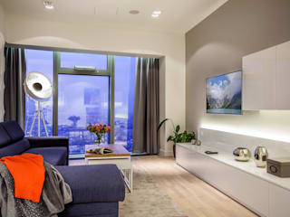 VIVINO Salas de estilo moderno