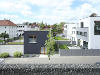 Townhouse by Architekturbüro zwo P, Modern