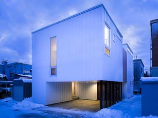 Rumah Gaya Skandinavia Oleh 一級建築士事務所 Atelier Casa Skandinavia