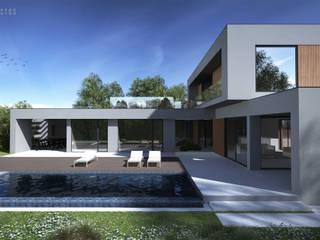 Maisons de style  par SPL - Arquitectos
