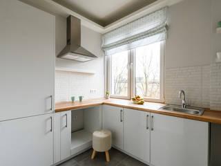 IDEALS . Marta Jaślan Interiors Cocinas de estilo clásico