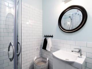 IDEALS . Marta Jaślan Interiors Baños de estilo clásico