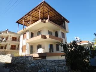 Remax Adora Ramazan Kayhan – Geyikbayırında Sitede Satılık Bahçeli Müstakil Triplex Villa:  tarz