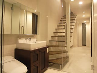 W.D.A Modern style bathrooms