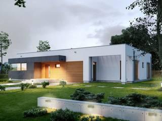 Yates y jets de estilo moderno de FHS Casas Prefabricadas Moderno
