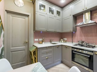 Dapur built in oleh Школа Ремонта