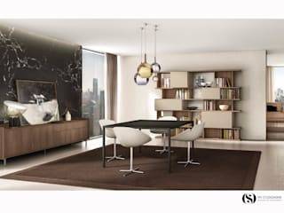 Zalf:   por MY STUDIO HOME - Design de Interiores