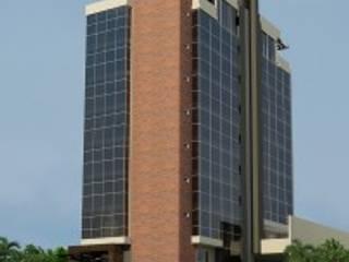 Edifício BUCKINGHAN:   por Dacol Engenharia e Consultoria Estrutural