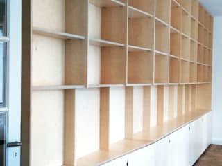 MaO - bibliothèque DE STYL BureauBibliothèques