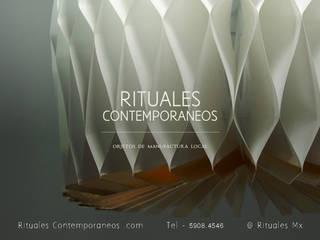 LÁMPARA LUCIÉRNAGA CHICA de Rituales Contemporáneos Clásico
