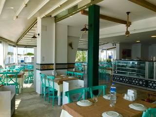 PART TIME DECORATION&DESIGN&ART – Seafood Restaurant:  tarz Yeme & İçme