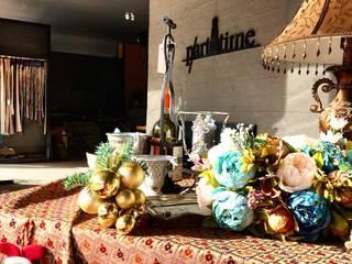 PART TIME DECORATION&DESIGN&ART – Showroom:  tarz