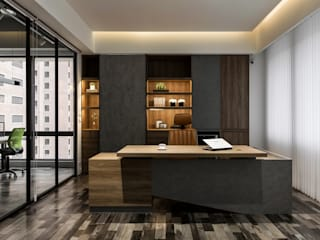 Offices & stores by 辰林設計, Modern