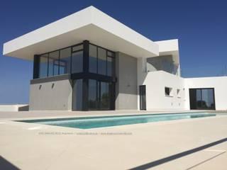 TI de DYOV STUDIO Arquitectura. Concepto Passivhaus Mediterráneo. 653773806 Moderno