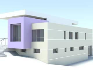 COB de DYOV STUDIO Arquitectura. Concepto Passivhaus Mediterráneo. 653773806 Moderno