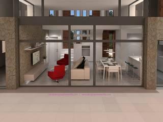DEN14 de DYOV STUDIO Arquitectura. Concepto Passivhaus Mediterráneo. 653773806 Moderno