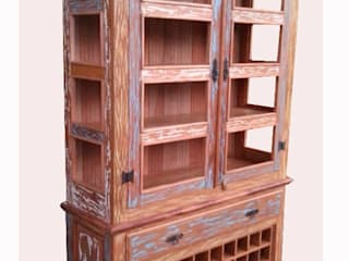 Barrocarte KitchenCabinets & shelves Solid Wood Wood effect