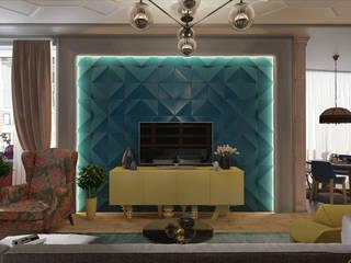 Artichok Design Living room Turquoise