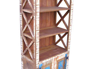 Barrocarte Living roomShelves Solid Wood Wood effect