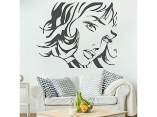 Vinil decorativo arte pop:   por GoodVinil