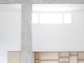 Réaménagement d'un appartement à Paris 12ème GALI Sulukjian Architecte Lieux d'événements modernes