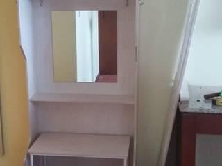 Muebles para cuarto de hotel Hoteles de estilo moderno de TAB Muebles Moderno