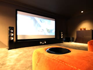Home Cinema por HOME Technology Designers