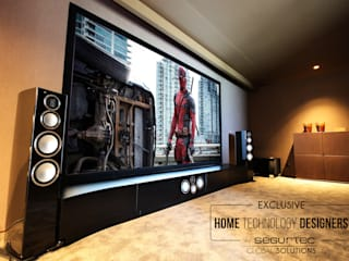 HOME Technology Designers Multimedia roomAccessories & decoration