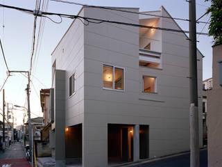 戸越銀座の住宅 の 山下大輔建築設計事務所 モダン