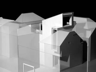 日野の住宅(unbuild): 山下大輔建築設計事務所が手掛けたです。,