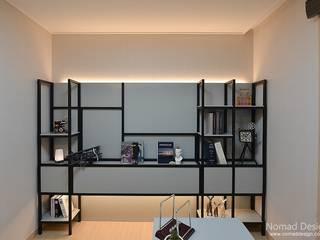 부산 모던 캐주얼 15평 아파트(3): 노마드디자인 / Nomad design의