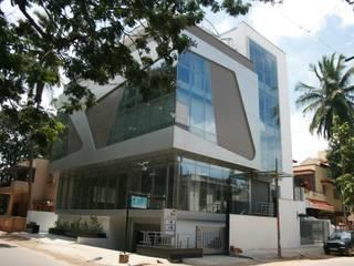 :  Office buildings by Ineidos,