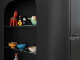 Ausgefallene Küche mit überraschenden Details von Koitka Innenausbau GmbH Ausgefallen