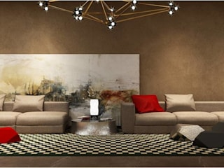 Living room by  Ashleys, Minimalist