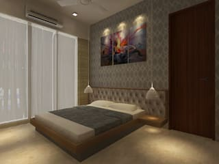 Bedroom by New Space Interior