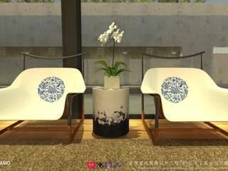明明德設計椅  - 京悅設計(台灣):   by 京悅室內裝修設計工程(有)公司|真水空間建築設計居研所