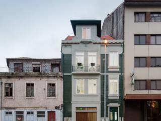 Casa de Camões Casas minimalistas por Pedro Ferreira Architecture Studio Lda Minimalista