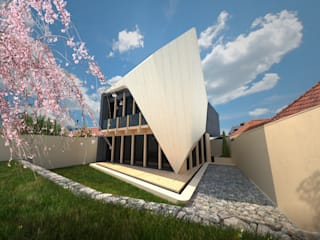 by Office of Feeling Architecture, Lda Еклектичний