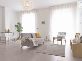 Charming Home Livings modernos: Ideas, imágenes y decoración