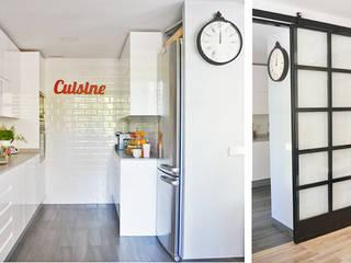 Interioristas Dimeic, diseñadores y decoradores en Madrid Modern kitchen