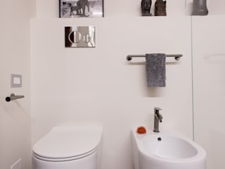 Modern bathroom by Architetto Francesco Franchini Modern