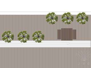 Plano Geral:   por JAG arquitetura paisagista