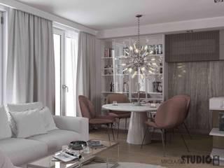 MIKOŁAJSKAstudio Classic style dining room