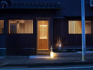 城崎温泉 田木屋旅館 改装工事 株式会社 藤本高志建築設計事務所