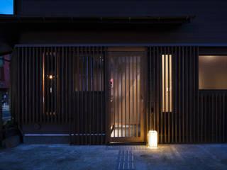 城崎温泉 田木屋旅館 改装工事 の 株式会社 藤本高志建築設計事務所
