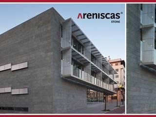 ARENISCAS STONE Cliniche moderne Arenaria Grigio