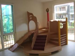 Kindergarten U3 Landschaft Tischlerei Hegering KinderzimmerSpielzeug