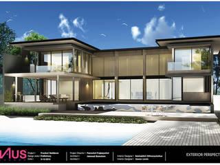 แบบบ้าน Kuiburi 2 ชั้น @Hausbangkok:   by Hausbangkok