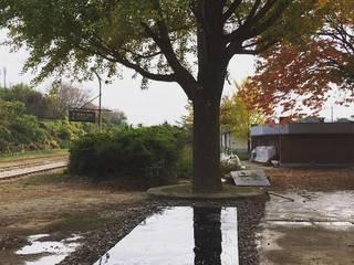 구둔역 프로젝트: TODOT 의  상업 공간,모던